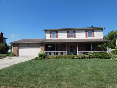 212 Creek View Drive, Greenfield, IN 46140 - #: 21658394