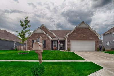 1318 Old Market Square, Greenwood, IN 46143 - MLS#: 21658406