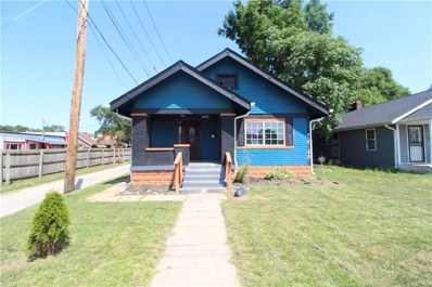 3757 Orchard Avenue, Indianapolis, IN 46218 - #: 21658506