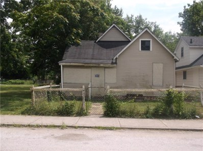 727 W 25th Street, Indianapolis, IN 46208 - #: 21658555