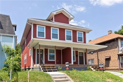 610 N Temple Avenue, Indianapolis, IN 46201 - #: 21658666