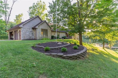4487 W Stones Crossing Road, Greenwood, IN 46143 - #: 21658725