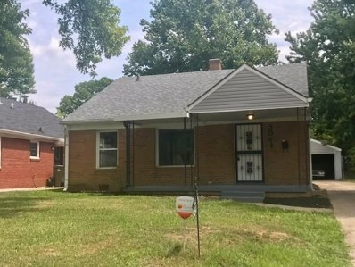 3541 N Gladstone Avenue, Indianapolis, IN 46218 - #: 21658754
