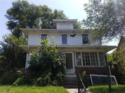 1708 S Jefferson Street, Muncie, IN 47302 - #: 21658773
