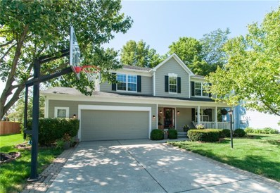 8379 Weaver Woods Place, Fishers, IN 46038 - #: 21658798