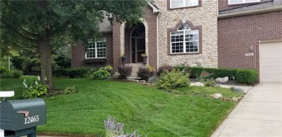 12465 Hyacinth Drive, Fishers, IN 46037 - #: 21658822