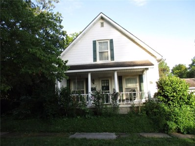 205 S Blair Street, Crawfordsville, IN 47933 - #: 21658910