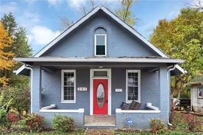 297 Young Street, Franklin, IN 46131 - #: 21658923