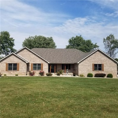 11638 N Stone Hedge Lane, Mooresville, IN 46158 - #: 21658936