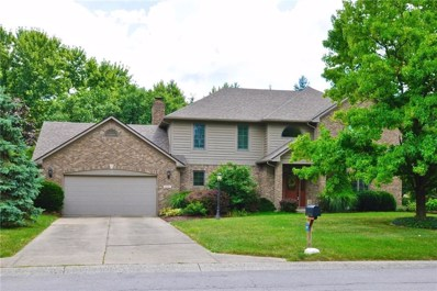 8661 Promontory Road, Indianapolis, IN 46236 - #: 21659110