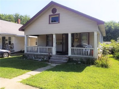 639 N Rochester Avenue, Indianapolis, IN 46222 - #: 21659346