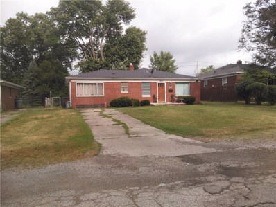 2828 N Moreland Avenue, Indianapolis, IN 46222 - #: 21659361