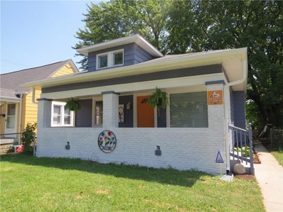1535 N Chester Avenue, Indianapolis, IN 46201 - #: 21659390