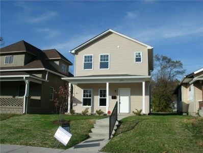 1250 W 25TH St UNIT 0, Indianapolis, IN 46208 - #: 21659508