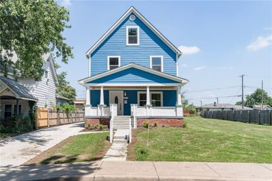 1422 E Bradbury Avenue, Indianapolis, IN 46203 - #: 21659510