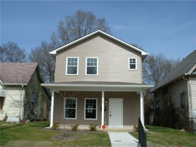 1338 W 27TH St UNIT 0, Indianapolis, IN 46208 - #: 21659513