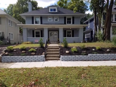 4344 N College Avenue, Indianapolis, IN 46205 - #: 21659524