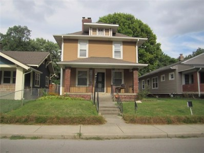4229 N Carrollton Avenue, Indianapolis, IN 46205 - #: 21659532