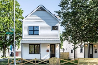 1402 E 10th Street, Indianapolis, IN 46201 - #: 21659606