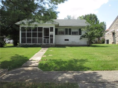 411 S Elm Street, North Vernon, IN 47265 - #: 21659654