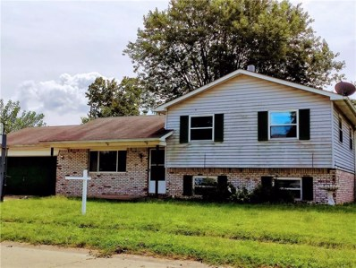 3623 Holly Circle, Indianapolis, IN 46227 - #: 21659828