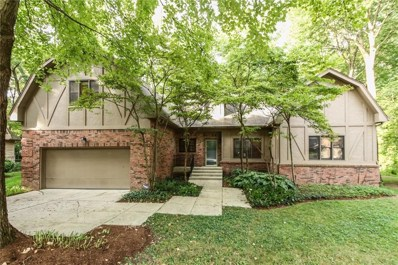 807 Rosebay Court, Indianapolis, IN 46240 - #: 21659961
