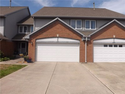 227 Golf Court, Greenwood, IN 46143 - #: 21660063
