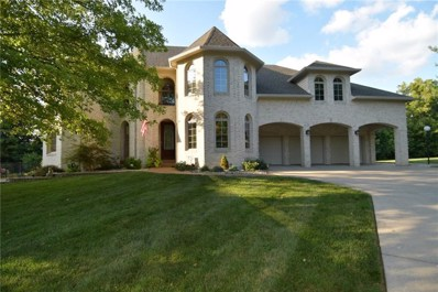 26 Forrests Edge Court, Indianapolis, IN 46227 - #: 21660185