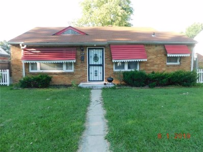 4526 Brookville Road, Indianapolis, IN 46201 - #: 21660246