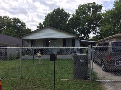2842 Tindall Street, Indianapolis, IN 46203 - #: 21660276