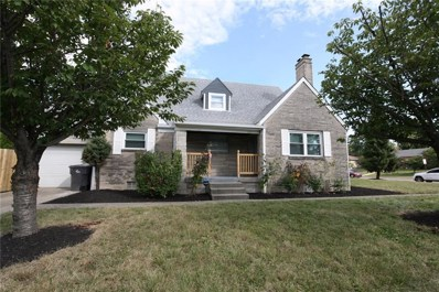5828 E 10TH Street, Indianapolis, IN 46219 - #: 21660545