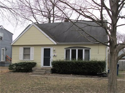 6460 Kingsley Drive, Indianapolis, IN 46220 - #: 21661046