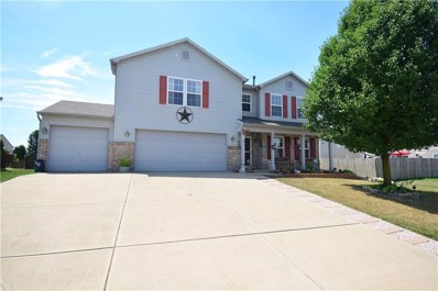 833 Palisades Court, Greenwood, IN 46143 - #: 21661052