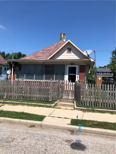 406 E Caven Street, Indianapolis, IN 46225 - #: 21661081