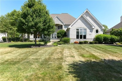 11382 Hanbury Manor Boulevard, Noblesville, IN 46060 - #: 21661191