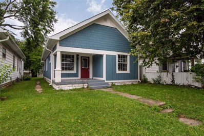 1406 Finley Avenue, Indianapolis, IN 46203 - #: 21661280