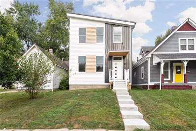 1406 Linden Street, Indianapolis, IN 46203 - #: 21661417