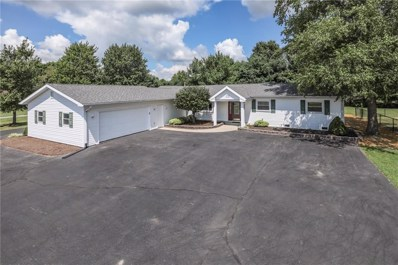 4140 W Smith Valley Road, Greenwood, IN 46142 - #: 21661423