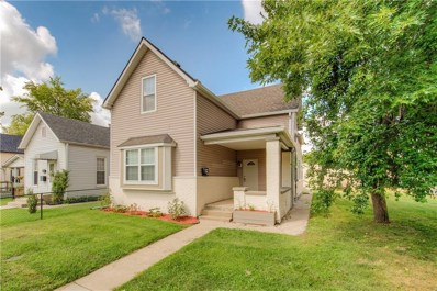 2126 S Delaware Street, Indianapolis, IN 46225 - #: 21661554