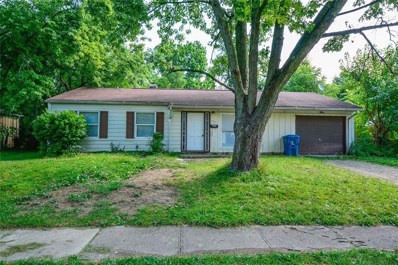 3741 Decamp Drive, Indianapolis, IN 46226 - #: 21661795