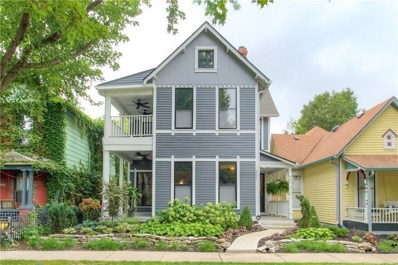 231 E 11TH Street, Indianapolis, IN 46202 - #: 21661965
