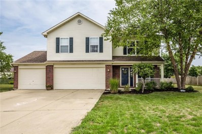 10710 Sunburst Court, Noblesville, IN 46060 - #: 21662001