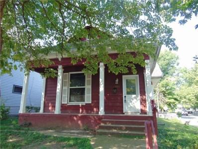 1154 Tecumseh Street, Indianapolis, IN 46201 - #: 21662088