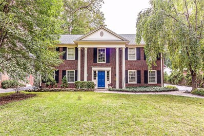 4711 Graceland Avenue, Indianapolis, IN 46208 - #: 21662098