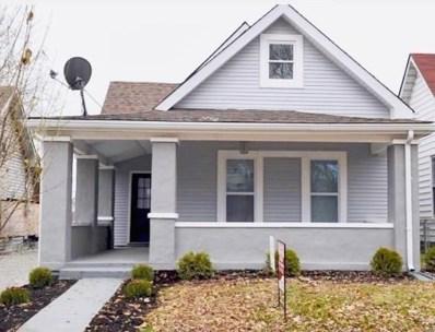 1206 Churchman Avenue, Indianapolis, IN 46203 - #: 21662134