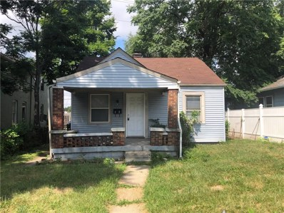 1822 Olive Street, Indianapolis, IN 46203 - #: 21662227