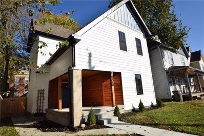 1808 E 11th Street, Indianapolis, IN 46201 - #: 21662279