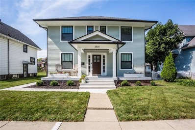 3834 Ruckle Street, Indianapolis, IN 46205 - #: 21662475