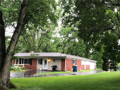 10902 Willowmere Drive, Indianapolis, IN 46280 - #: 21662575