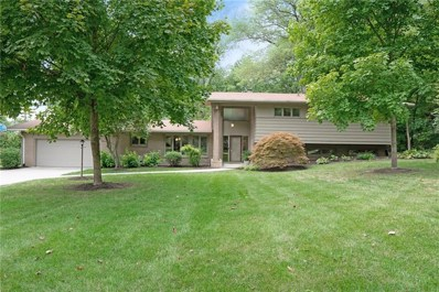 8516 Springview Drive, Indianapolis, IN 46260 - #: 21662812